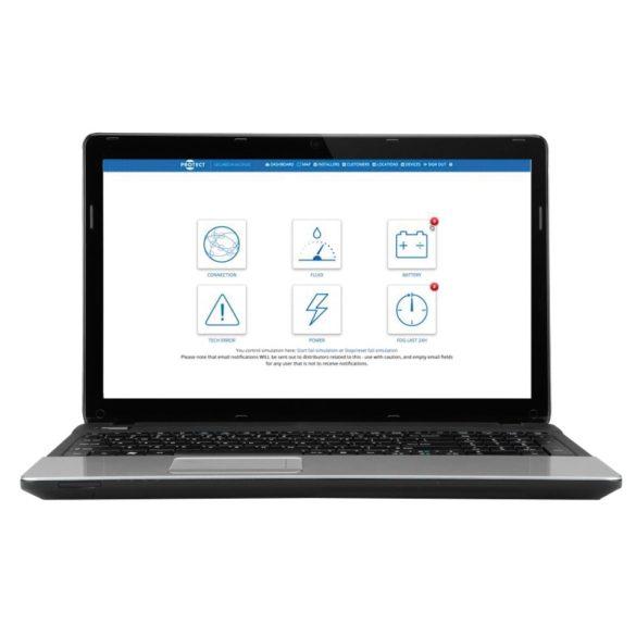 IntelliCloud – Sistem de raportare service
