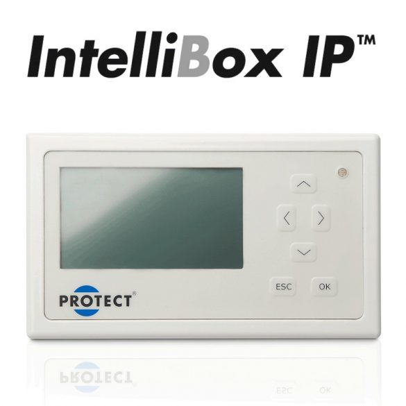 Unitate de control IntelliBox IP